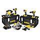 Dewalt DCK691M3 XR Combo Pack 18 Volt 6 Piece With Tough Boxes