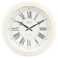 Acctim 22082 Reigham Traditional Clotted Cream Wall Clock