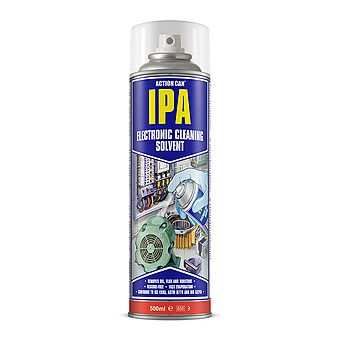 IPA Electronic Cleaning Solvent 500mL