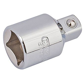 "Draper Expert 16805 1/2""(F) X 3/8""(M) Socket Converter"