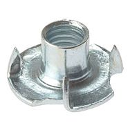 Forgefix Pack of 10 Pronged Tee Nuts