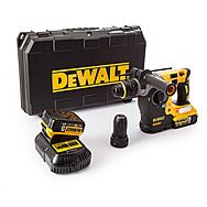 DeWalt DCH274P2 18V 5.0Ah XR Brushless Rotary SDS Drill Quick Change