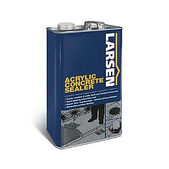 Larsen Acrylic Concrete Sealer 5 Litre