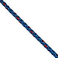 Polypropylene Blue & Red Rope 6mm