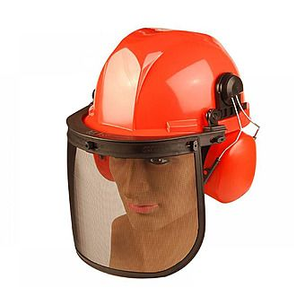 ALM CH011 Chainsaw Safety Helmet & Ear Defenders