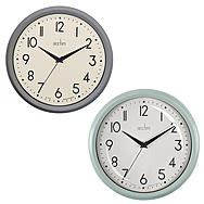 Acctim Elodie Retro Wall Clock