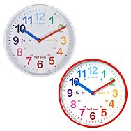 Acctim Wickford Kids Time Teaching Clock