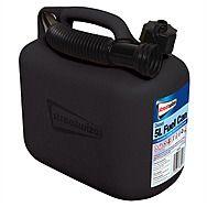 Diesel Fuel Can 5L Black
