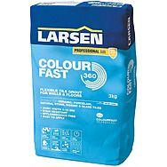 Larsen ColourFast 360 Tile Grout - 3kg