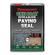 Thompsons One Coat Patio And Block Paving Seal 5 Litre