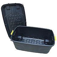 Strata Heavy Duty Storage Box & Lid - 145L
