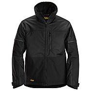 Snickers 1148 AllRound Winter Jacket | Black/Black