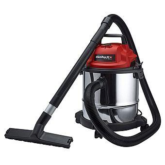 Einhell TC-VC1812S 1250W 12L Wet/Dry Vacuum Cleaner