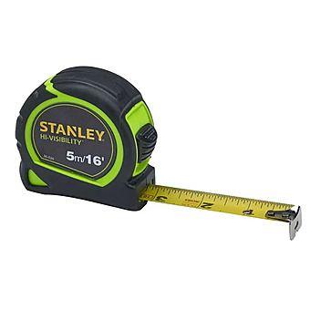 Stanley STHT30602-1 5m 16ft Hi-Vis Tape Measure