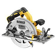 DeWalt DCS572N 18v XR Brushless Rail Compatible 184mm Circular Saw Body Only