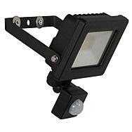 KSR Siena KSR5281 10W LED Floodlight With PIR Motion Sensor