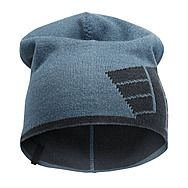 Snickers 9015 Reversible Beanie Hat Petrol/Steel Grey