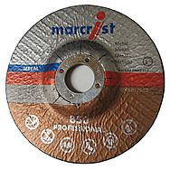Marcrist Metal Cutting Abrasive Disc 125 x 3 x 22mm
