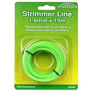 1.6mm x 15m Spool Trimmer Cord
