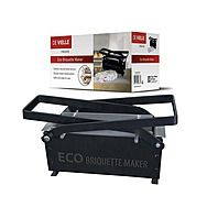 De Vielle Eco Briquette Fire Log Maker JET017