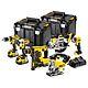DeWalt DCK699M3T 18v XR 6 Piece Cordless Kit - 3 x 4.0Ah Batteries