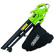 Draper 82104 Storm Force Garden Vacuum, Blower & Mulcher 3000W