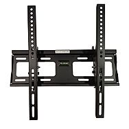 "Kingavon 25-55"" Tilting TV Wall Mount Bracket 45KG VESA"