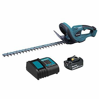 Makita DUH523 52cm Cordless 18v Hedge Trimmer 1 x 5.0Ah Battery DUH523RT