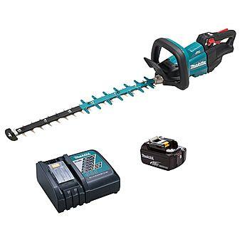 Makita DUH601 18V Brushless 60cm Hedge Trimmer 1 x 5.0Ah Battery DUH601RT