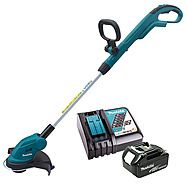 Makita DUR181 Cordless Strimmer 1 x 5.0Ah Battery DUR181RT String Trimmer