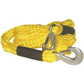3 Tonne Yellow Tow Rope 3.5m