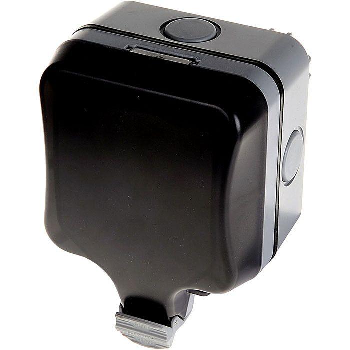 British General Outdoor Waterproof Ip66 Single Socket
