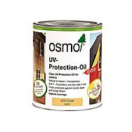 Osmo Outdoor UV Protection Oil Clear Satin Extra
