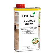 Osmo Liquid Wax Cleaner Clear 1L