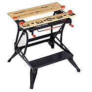 Black & Decker WM825 Workmate Deluxe Portable Work Bench