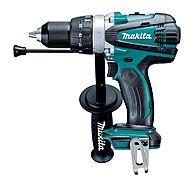 Makita DHP458Z Cordless Combi Hammer Drill 18v LXT Body Only