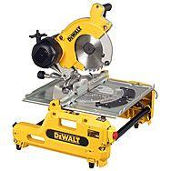 DeWalt DW743N Flip Over Combination Saw 250mm