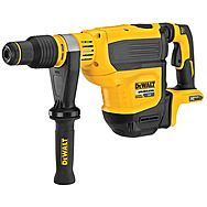 DeWalt DCH614N 54v XR FlexVolt SDS-Max Rotary Hammer Drill 6kg 45mm Body Only