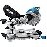 Draper 55588 D20 20V Cordless Compound Mitre Saw 185mm Body Only