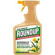 Roundup Ready To Use Natural Weed Killer RTU