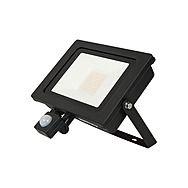 KSR Siena 50W LED Floodlight Colour Switchable (Optional PIR)