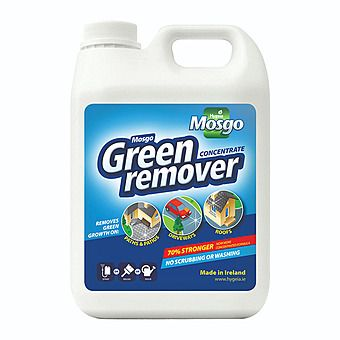 Hygeia 5 Litre New Mosgo Green Moss Remover Concentrate