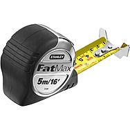 Stanley FatMax XL 5m/16' Tape Measure With Blade FX 533886