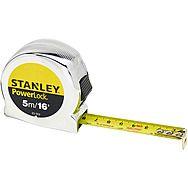 Stanley 5m/16' PowerLock Classic Tape 033553