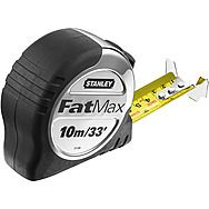 Stanley FatMax XL 10m/33' Tape Measure With Blade FX 533896