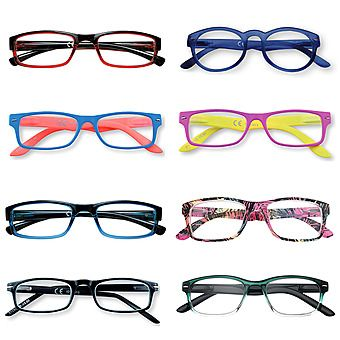Picture of Zippo +2.50 Strength Reading Glasses B-Concept Line