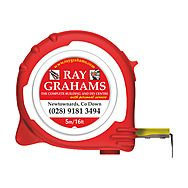 Ray Grahams Branded - 5m/16ft Tape Measure