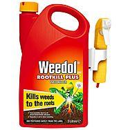 Weedol Rootkill Plus 3 Litre Power Sprayer