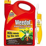 Weedol Rootkill Plus Weedkiller Battery Power Sprayer 5 Litre