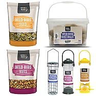 Bird Feed, Tables & Feeders